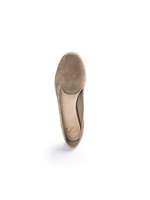 Scarpio - Slippers af af gederuskind