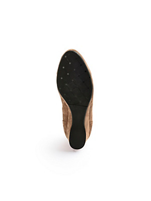 Scarpio - Snøresko af gederuskind