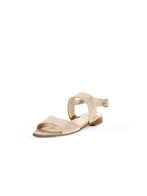 Sioux - Sandal af blødt gedenappa