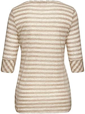 St. Emile - T-shirt med rund halsudskæring
