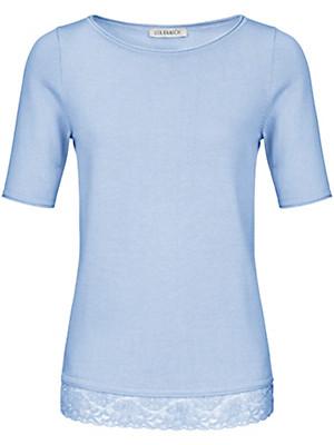 Uta Raasch - Bluse med rund halsudskæring