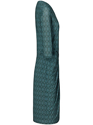 Uta Raasch - Jerseykjole med 3/4-ærmer.