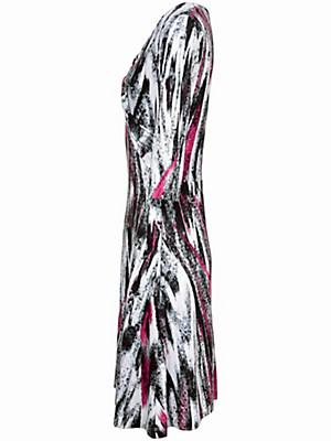 Uta Raasch - Jerseykjole med 3/4 ærmer.