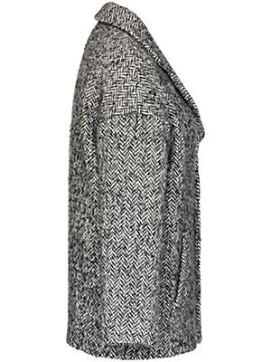 Uta Raasch - Oversize, firskåren jakke