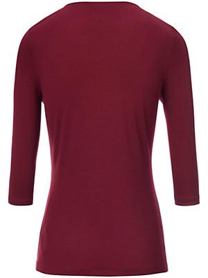 Uta Raasch - Shirt med rund hals og 3/4-lange ærmer