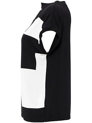 Uta Raasch - Sommersweater i populært sort/hvidt