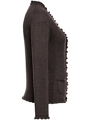 Uta Raasch - Strikket tørklæde af ren kashmir