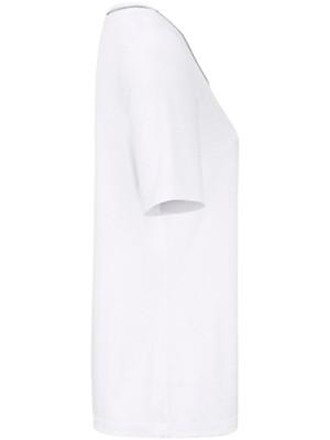 Uta Raasch - T-shirt med rund halsudskæring