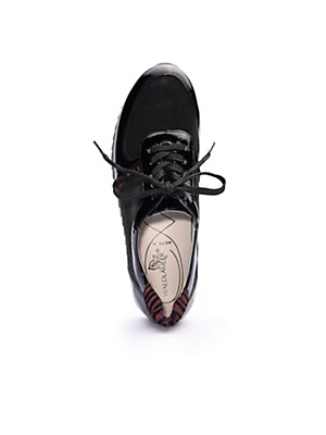 "Waldläufer - Sneaker ""Hurly"" - komfortbredde ""H""."