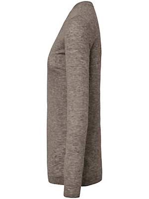 Windsor - Langærmet shirt med rund hals
