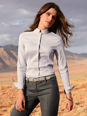 Windsor - Skjorte med standkrave