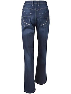 """zizzi - Jeans """"Nille Regular"""" med lige ben"""