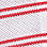 Hvid/rød