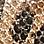 Leopardprint/sort