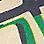 Mørkeblå/grøn/lime-139980