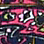 marine/pink/multicolor