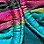 Multicolor/grafit