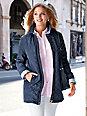 Anna Aura - Lang quiltet jakke