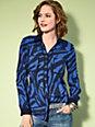 Looxent - Skjorte med wow-effekt og ærmer, der kan smøges op