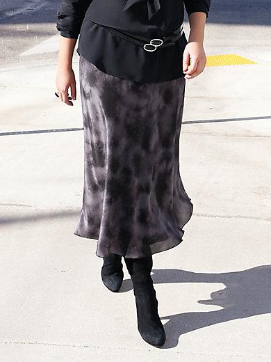 Anna Aura - Nederdel af ren silke