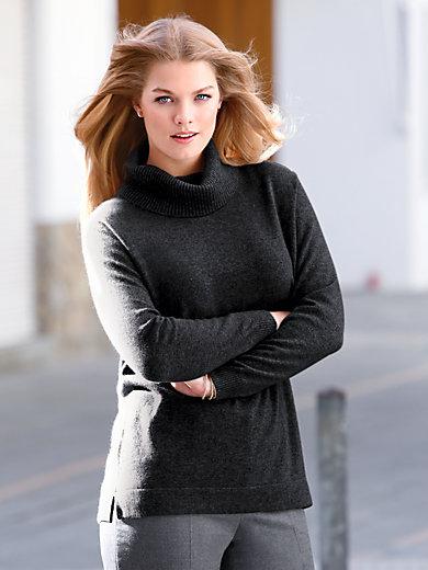 Anna Aura - Strikbluse 100% kashmir – model Raya
