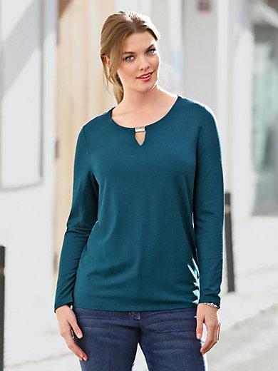 Anna Aura - T-shirt med 3/4-lange ærmer