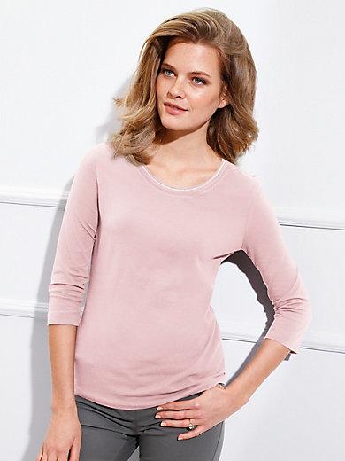 Basler - T-shirt m. rund hals