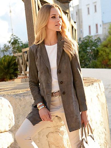 CHRIST Leather - Læderfrakke