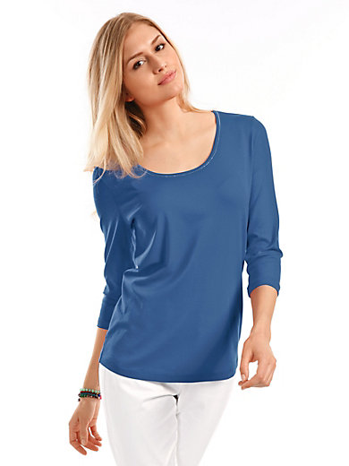 Efixelle - T-shirt 3/4 ærmer