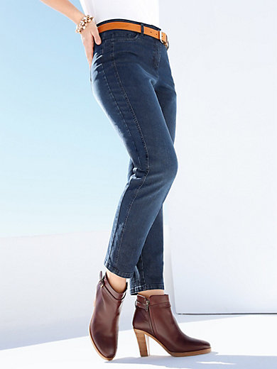Emilia Lay - Ankellange jeans