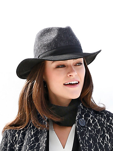 Emilia Lay - Hat af 100% uld
