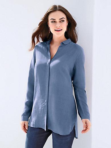 Emilia Lay - Skjorte i 100 % silke