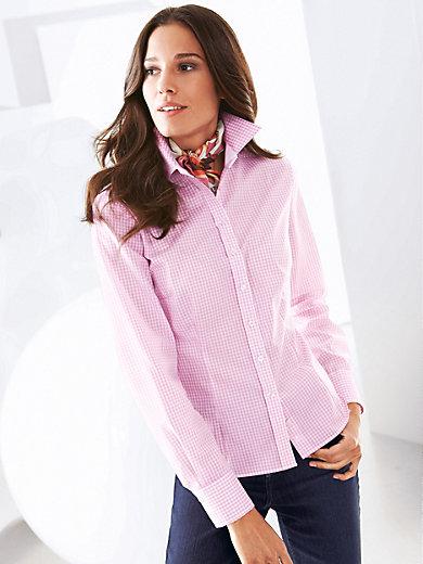 Eterna - Strygefri skjorte med lange ærmer