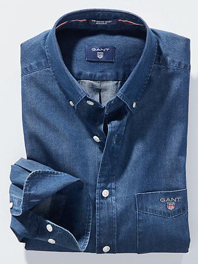 GANT - Jeansskjorte