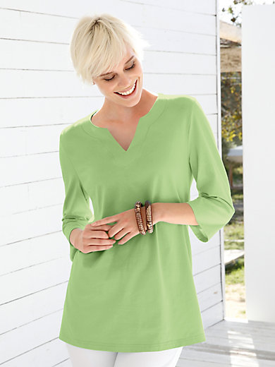 Green Cotton - Shirt 3/4-ærmer