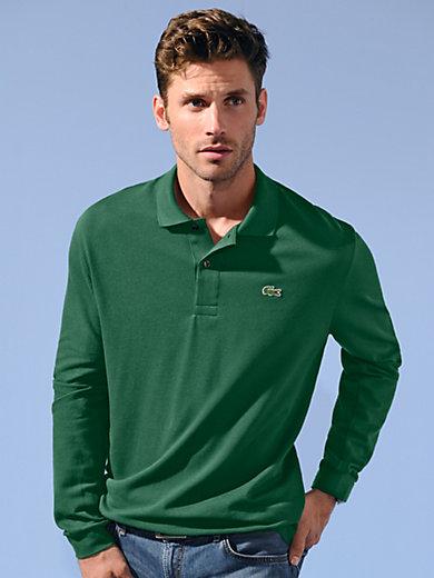 Lacoste - Poloshirt med lange ærmer