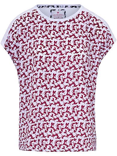 LIEBLINGSSTÜCK - Shirt med skrå skuldre