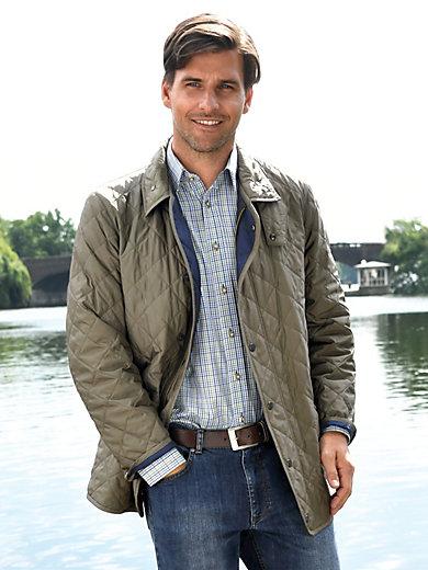 Lodenfrey - Quiltet jakke