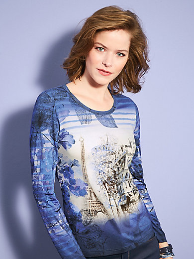 Looxent - Bluse med print