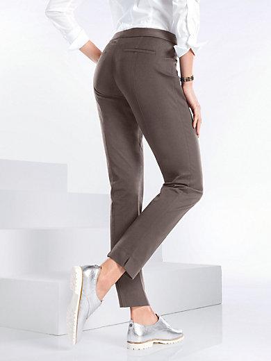 NYDJ - Ankellange bukser af stretch-bomuld.