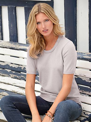 Peter Hahn - Bluse 100% ren ny uld