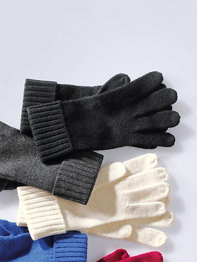Peter Hahn Cashmere - Handsker i 100% kashmir