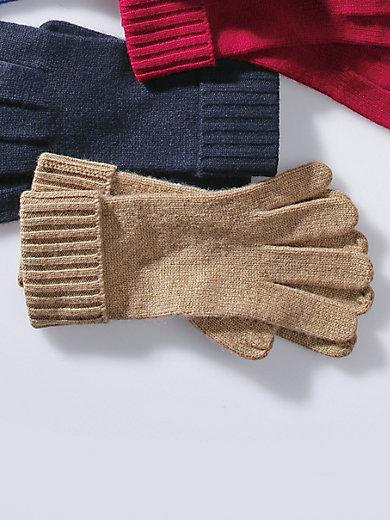 Peter Hahn - Handsker af kashmir