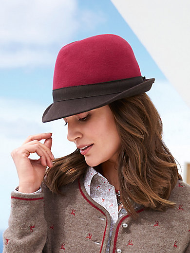 Peter Hahn - Hat af 100% uld