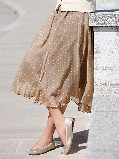 Peter Hahn - Nederdel i 100% silke