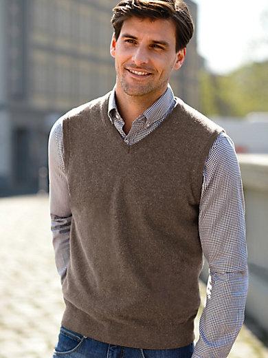 Peter Hahn - Slipover 100% ren ny uld