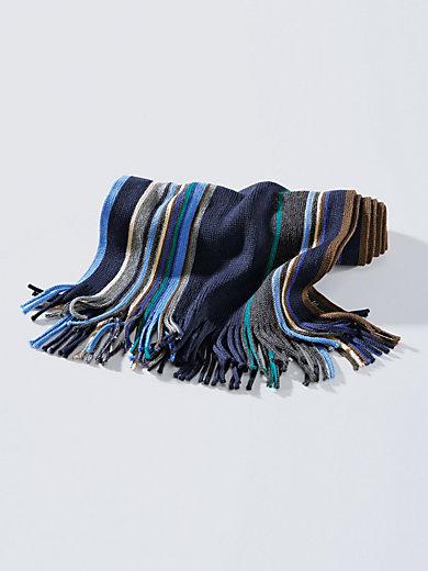 Peter Hahn - Strikket tørklæde