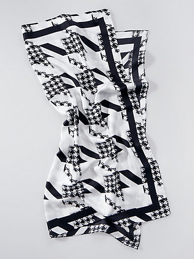 Peter Hahn - Tørklæde 100% silke