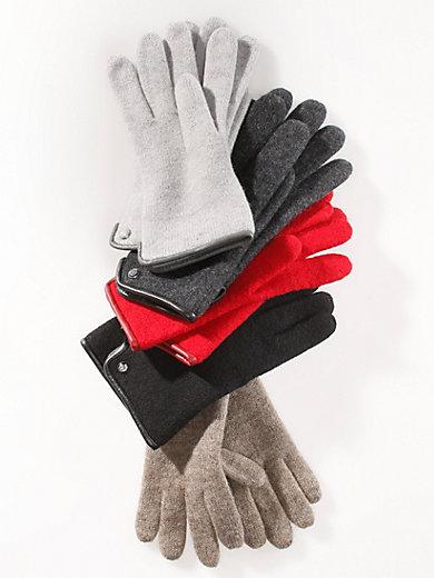 Roeckl - Handsker 100% ren ny uld