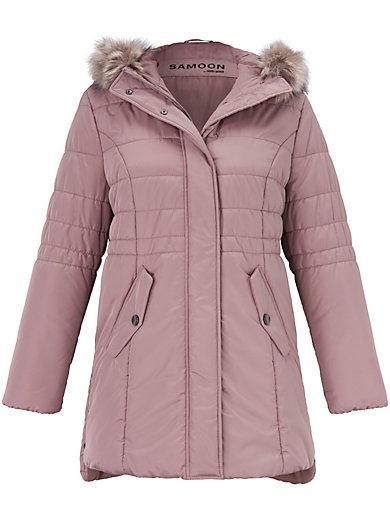 Samoon - Quiltet frakke